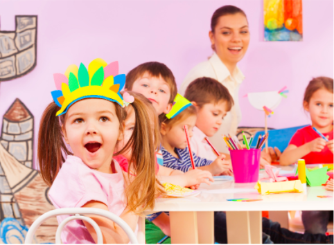 Advantages of Large Private Kindergartens in Singapore